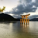 初めてのキャンピングカー旅行記:姫路城から厳島神社
