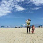 久米島旅行記はての浜