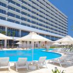 嵐でも楽しむサザンビーチホテル@レンタカーも借りずに沖縄でのんびり家族旅行