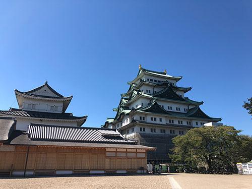 名古屋城に初めて行ってきた