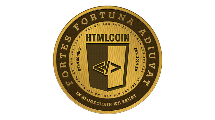 微妙に長期で値上がりしてるHTMLコイン