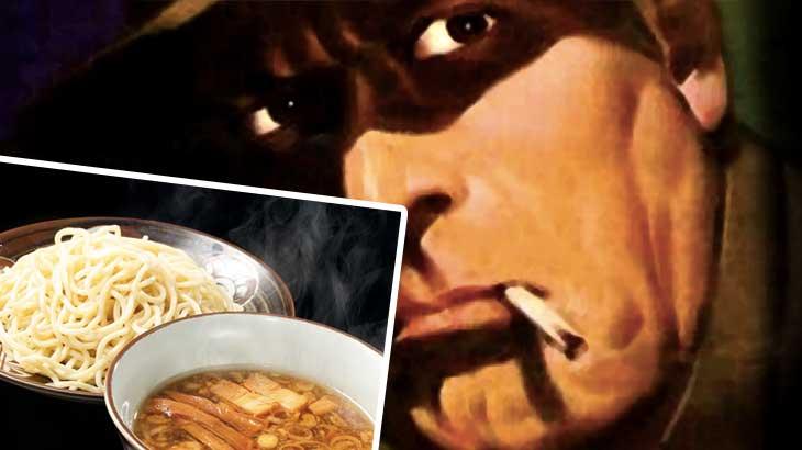 ハードボイルド「つけ麺」