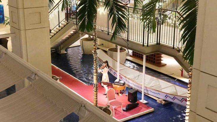 サザンビーチホテルの近所の居酒屋1日目@レンタカーも借りずに沖縄でのんびり家族旅行