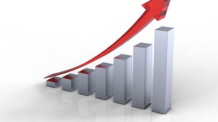 仮想通貨が高騰